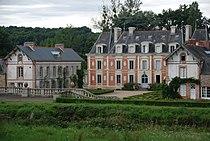 Les Forges (Morbihan) Château.JPG