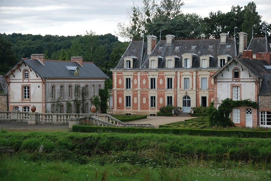 Château des Forges de Lanouée