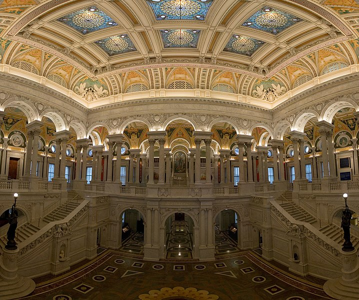 25 of the World's Coolest Libraries - Library of Congress