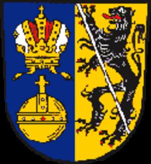 Lichtenfels (district) - Coat of arms