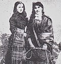 Jessie Ace and Margaret Wright