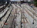 Lille - Travaux en gare de Lille-Flandres (G01, 20 juillet 2013).JPG