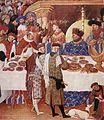 Limbourg brothers - Les très riches heures du Duc de Berry - January (detail) - WGA13017.jpg