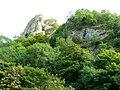 Limestone cliffs - geograph.org.uk - 943600.jpg