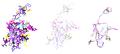 Ling Zhi-8 - Ganoderma protein - P14945 - RasMol 2.7.png