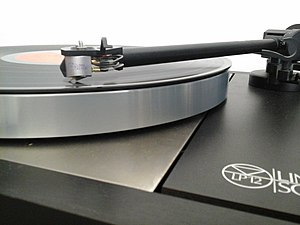 Linn Products - The LP12 working with a Linn Ekos tonearm and Linn Klyde cartridge