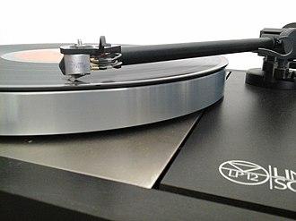 Linn Products - The LP12 working with a Linn Ekos tonearm and Linn Klyde cartridge