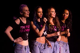 The X Factor (UK series 8) - Image: Little Mix 15
