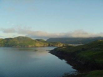 Eilean Liubhaird - View over to Eilean Liubhaird