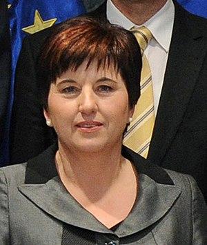 Ljudmila Novak - Image: Ljudmila novakcropped