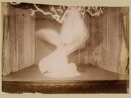 Espectacle de Loïe Fuller