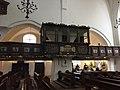 Loża kolatorska w kościele św. Katarzyny Aleksandryjskiej w Bierutowie 2018.jpg