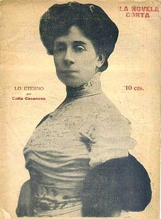 Sofía Casanova Spanish journalist, novelist and poet