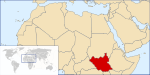 LocationSouthSudan.svg