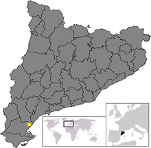 Location of Ametlla de Mar.png