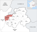 Locator map of Kanton Saint-Julien-en-Genevois 2019.png