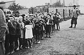 Lodz Ghetto children deportation to Chelmno.jpg