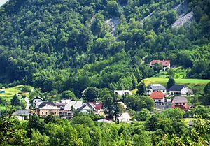 Log Čezsoški - Image: Log Cezsoski Slovenia