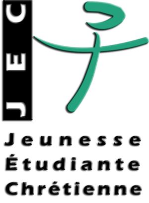 Jeunesse Étudiante Chrétienne - Image: Logo de la JEC France