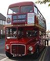 London Transport Museum Routemaster prototype RM1 (SLT 56), 2008 Amersham Heritage Open Day (1).jpg