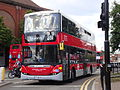London United SP102 (LU 2000s Livery) on Route 281, Hounslow Treaty Centre. (14683660933).jpg