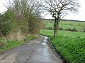 Looking N along Mayton Lane - geograph.org.uk - 370927.jpg