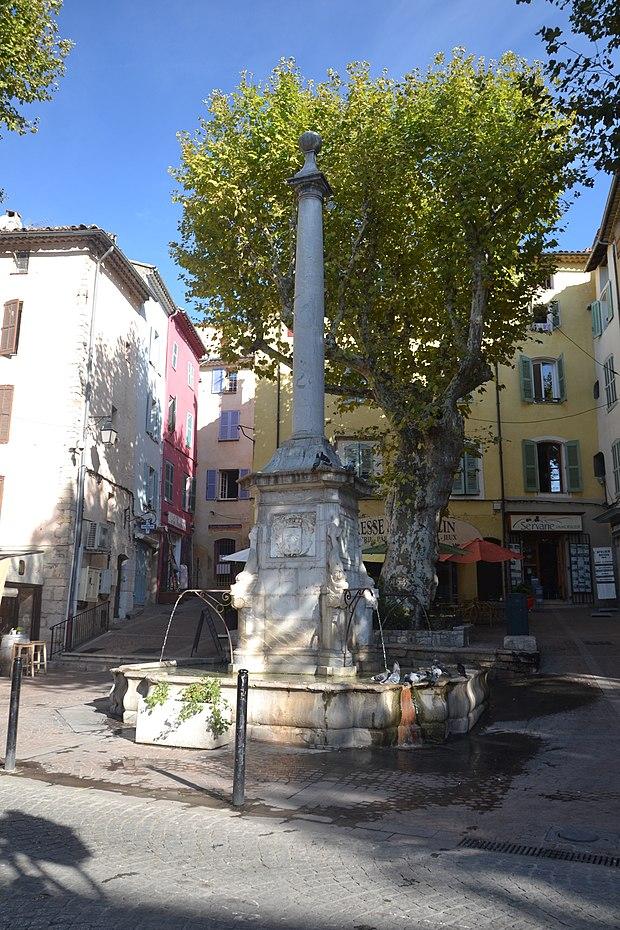 Monument historique à Lorgues