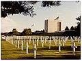 Lorraine World War II Cemetery and Memorial, St. Avold, Moselle, France - NARA - 6003589.jpg
