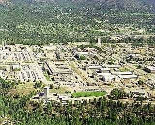 Los Alamos National Laboratory United States national historic site