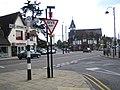 Loughton, A121 High Road - geograph.org.uk - 549251.jpg