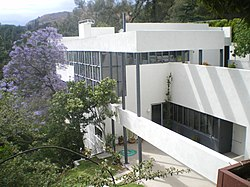 Lovell House, Los Angeles, California.JPG