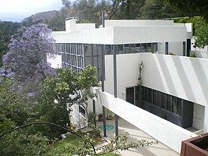 Lovell House - Image: Lovell House, Los Angeles, California