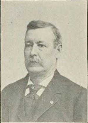 William Peters Hepburn - Image: Lt. Col. William P. Hepburn History of Iowa