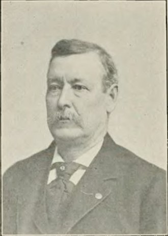 William Peters Hepburn - Image: Lt. Col. William P. Hepburn History of Iowa