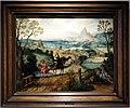 Lucas gassel, fuga in egitto, 1542, 01.jpg