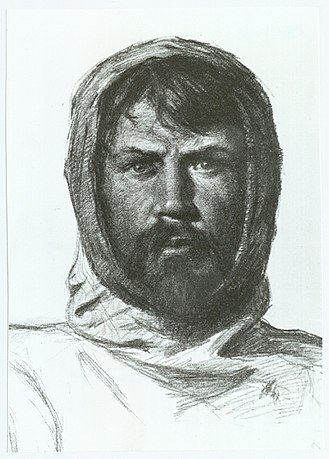 Denmark expedition - Ludvig Mylius-Erichsen, the ill-fated leader of the Denmark expedition.