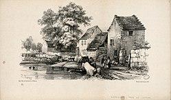 Lugagnan, près de Lourdes - Fonds Ancely - B315556101 A JACOTTET 3 008.jpg
