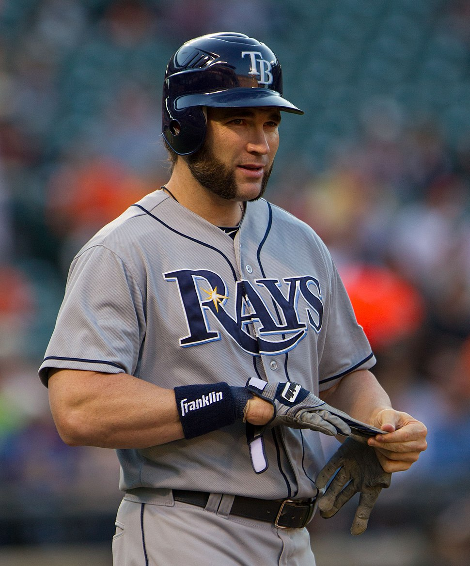 Luke Scott on May 11, 2012