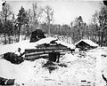 Lumbermen's shanty, Muskoka District.jpg
