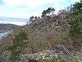 Máslovice, Choč, z jižního vrcholku.jpg
