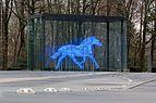 Münster, LVM, Skulptur -Zwei Pferde- -- 2017 -- 6367.jpg