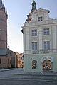 Měšťanský dům (Hradec Králové), Velké nám. 166.JPG