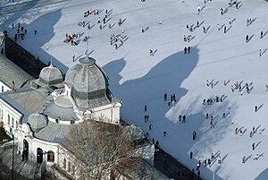 City Park Ice Rink - Image: Műjegpalyabp