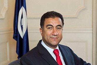 Union for the Mediterranean - Fathallah Sijilmassi, Secretary General for the Union for the Mediterranean.