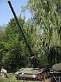 M107 self-propelled gun at the Muzeum Polskiej Techniki Wojskowej (2).jpg