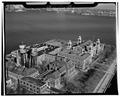 MAJOR IMMIGRATION FACILITIES, LOOKING EAST - Ellis Island, New York Harbor, New York, New York County, NY HABS NY,31-ELLIS,1-6.tif