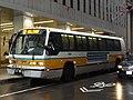 MBTA route 93 bus on Devonshire Street (2), October 2015.jpg