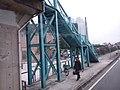 MC 澳門 Macau shuttle bus from StarWorld Casino to 關閘廣場 Praça das Portas do Cerco border gate square January 2019 SSG 24.jpg