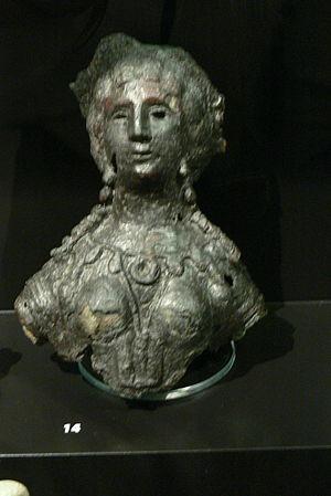 English: Museum Carnuntinum ( Lower Austria )....