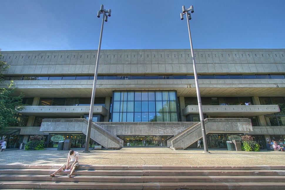 MIT Stratton Student Center